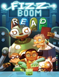 Fizz Boom English Poster RGB